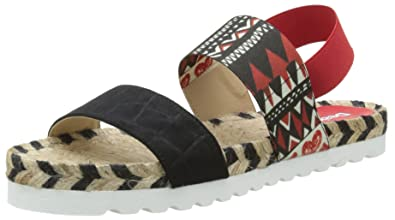 super popular huge discount order Desigual Bio Formentera 3 Damen Sandalen: Amazon.de: Schuhe ...