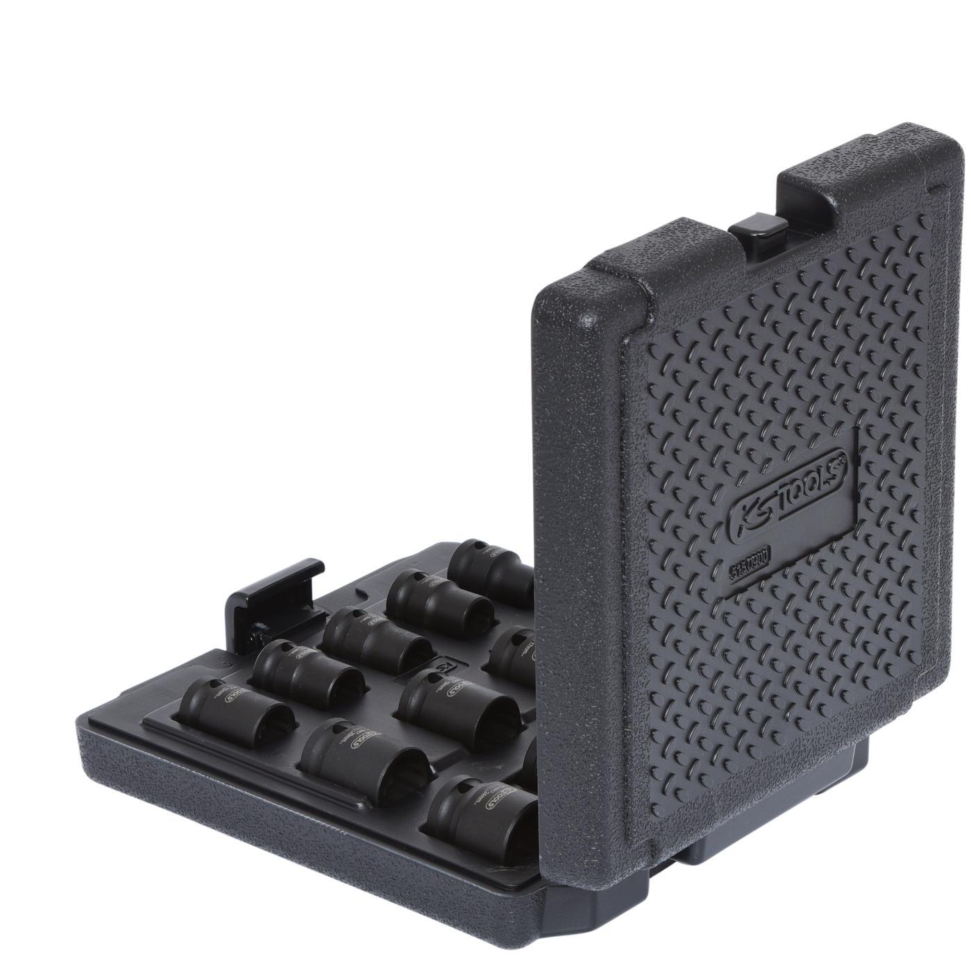 "KS TOOLS 1//2/"" Hexagonal-Force-Douille 515.1119 19 mm Lang"