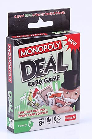 Juego de Cartas Monopoly Deal por Decoration Craft: Amazon.es: Juguetes y juegos