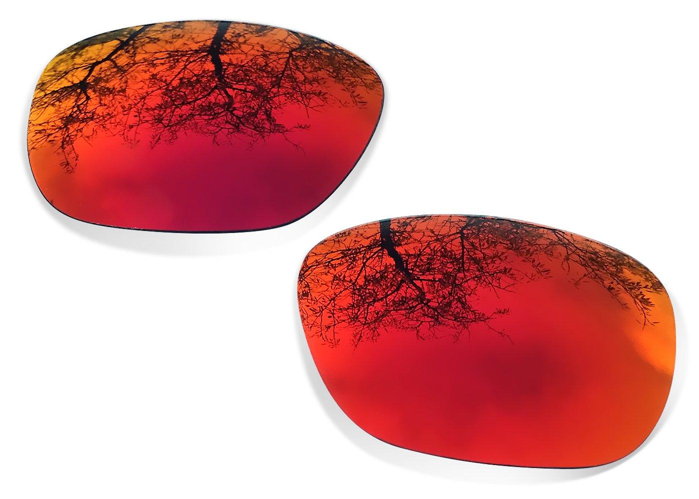 Sunglasses Restorer Lentes Polarizadas Ruby Red para Oakley ...
