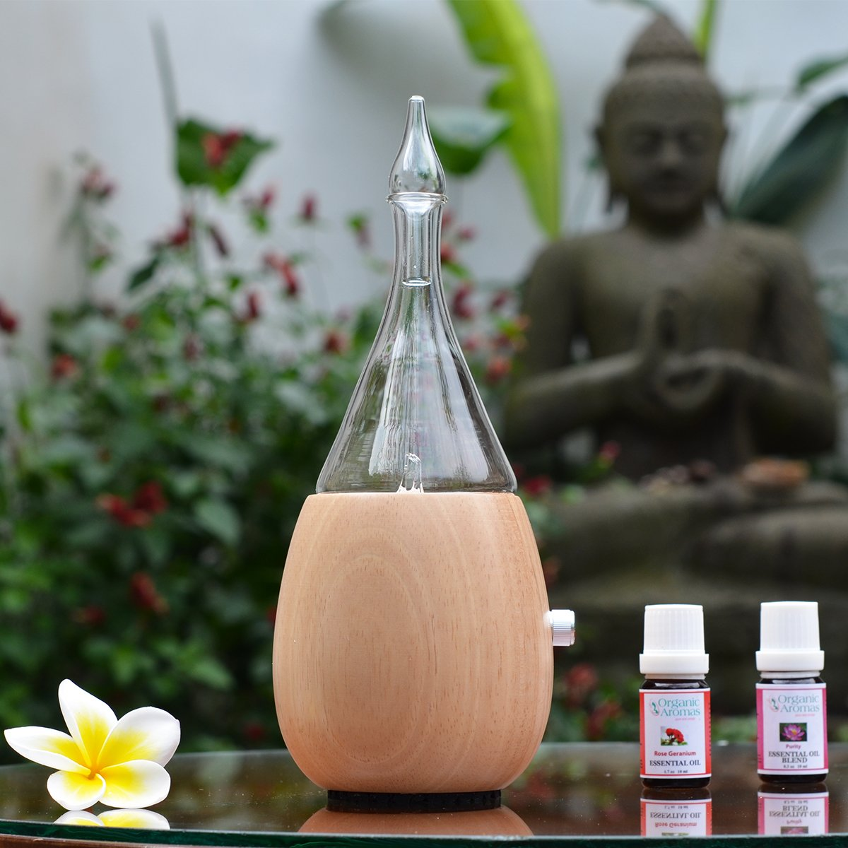 Trillia BEEVEY Handmade Wooden Essential Oil Diffuser