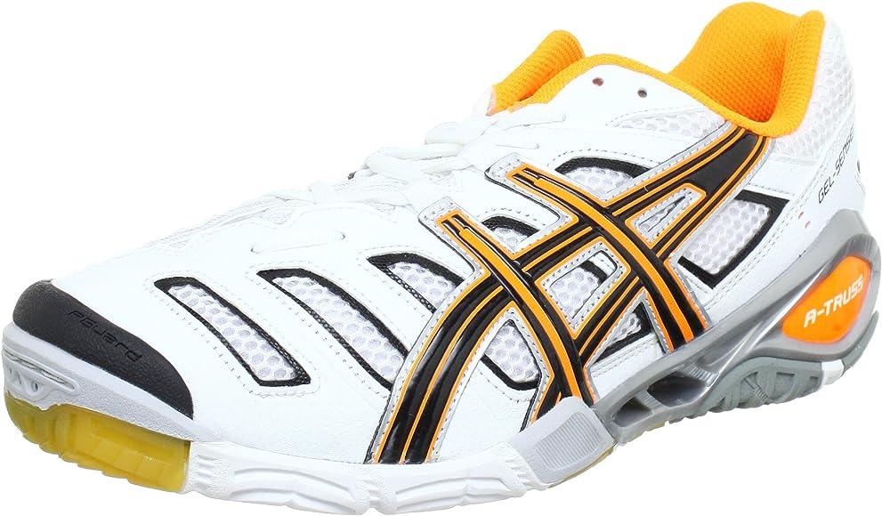 Derecho cristiano paquete  ASICS Gel-Sensei 4, Men's Trainers Off White Size: 7: Amazon.co.uk: Shoes &  Bags