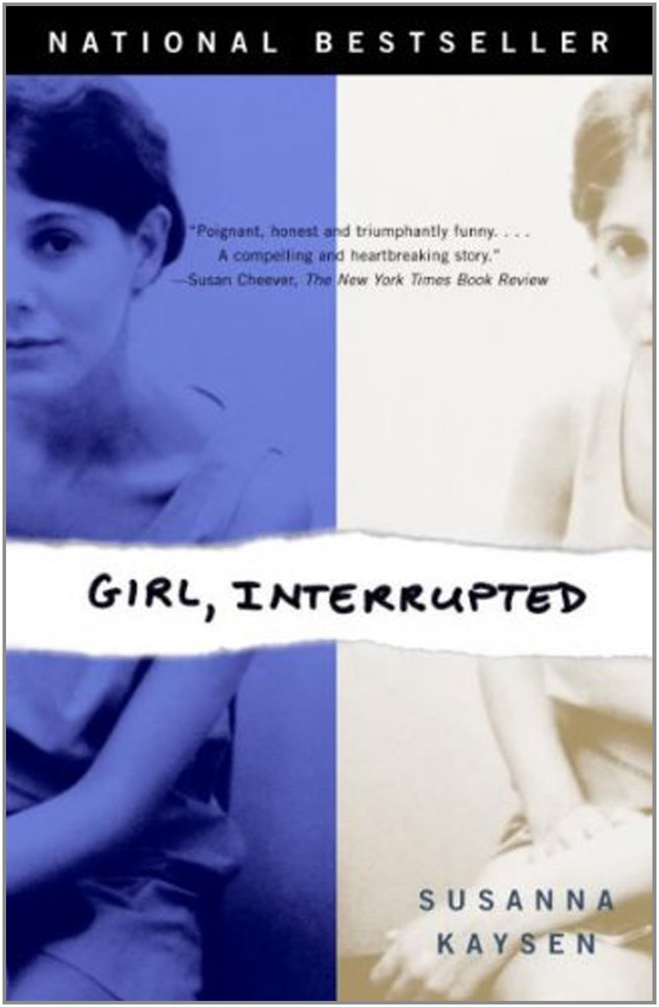 girl interrupted susanna kaysen 9780679746041 com books
