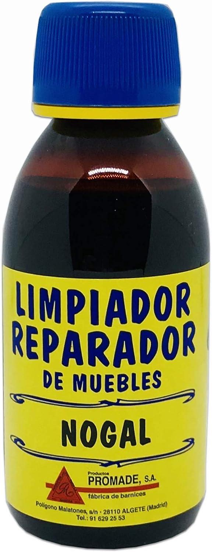 Productos Promade Alim300 - Limpiador muebles reparador 125 ml nogal promade