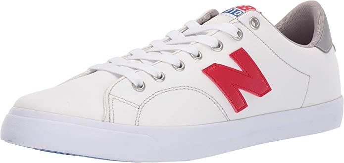 New Balance All Coasts AM210 Sneakers Herren Weiß/Rot