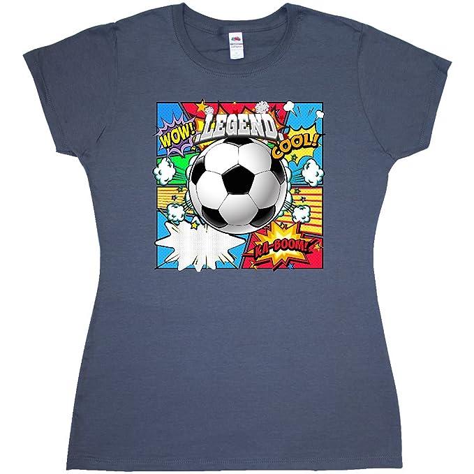 POW Comic Book Super Hero All Over Juniors T-Shirt