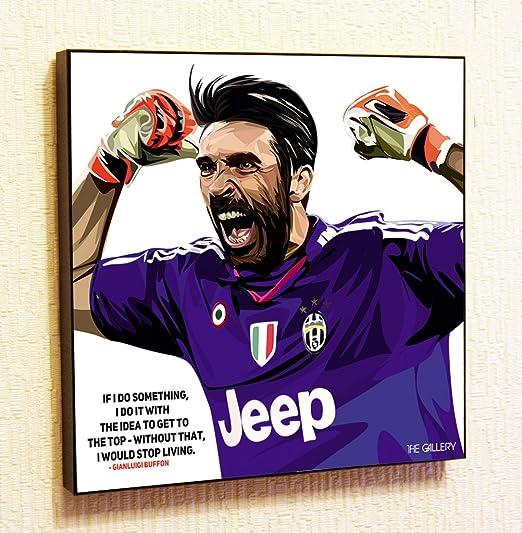 SPORT FOOTBALL ALESSANDRO DEL PIERO JUVENTUS JUVE STRIKER ITALY POSTER LV11154