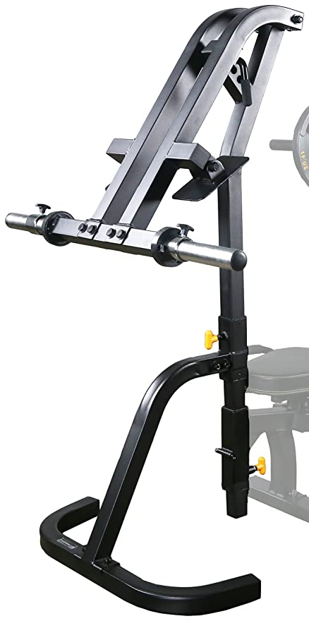 Amazon.com : powertec fitness workbench leg press accessory black