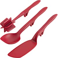 Rachael Ray Lazy Crush & Chop and Scraping Spoon Set