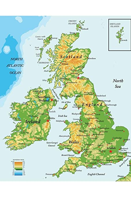 Amazon.com: United Kingdom Ireland Scotland Topographical City ... on northern ireland, confederate states of america map, sukhothai kingdom map, battle of waterloo map, scottish people, firth of forth map, united states of america, kingdom of burgundy map, great britain, battle of bannockburn map, republic of ireland, empire of japan map, kingdom of jordan map, united kingdom, union of soviet socialist republics map, province of pennsylvania map, province of georgia map, loch ness, archduchy of austria map, khmer kingdom map, duchy of brittany map, battle of stirling bridge map, scottish highlands, grand duchy of tuscany map, new zealand, william wallace, kingdom of poland map, kingdom of saudi arabia map, ayutthaya kingdom map, kingdom of denmark map,
