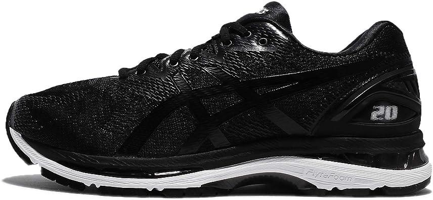 Asics Gel-Nimbus 20 (2E) Zapatillas para Correr - 48.5: Amazon.es: Zapatos y complementos