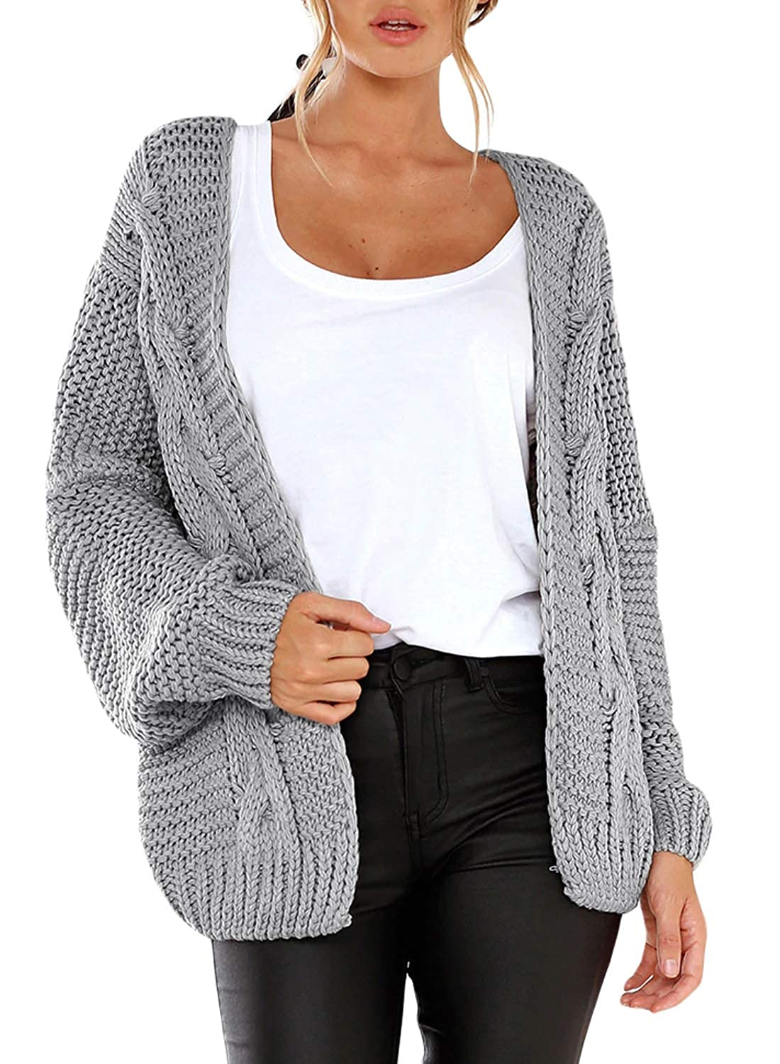 1696d8838 The womens sweater cardigan made of soft,stretch and lightweight material,  Stretch fabric makes it a firm favourite for all