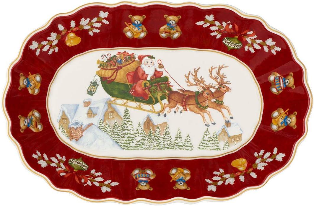 Porcellana Villeroy /& Boch Toys Fantasy Cabarett Nostalgie 38 x 38 x 19 cm Multicolore
