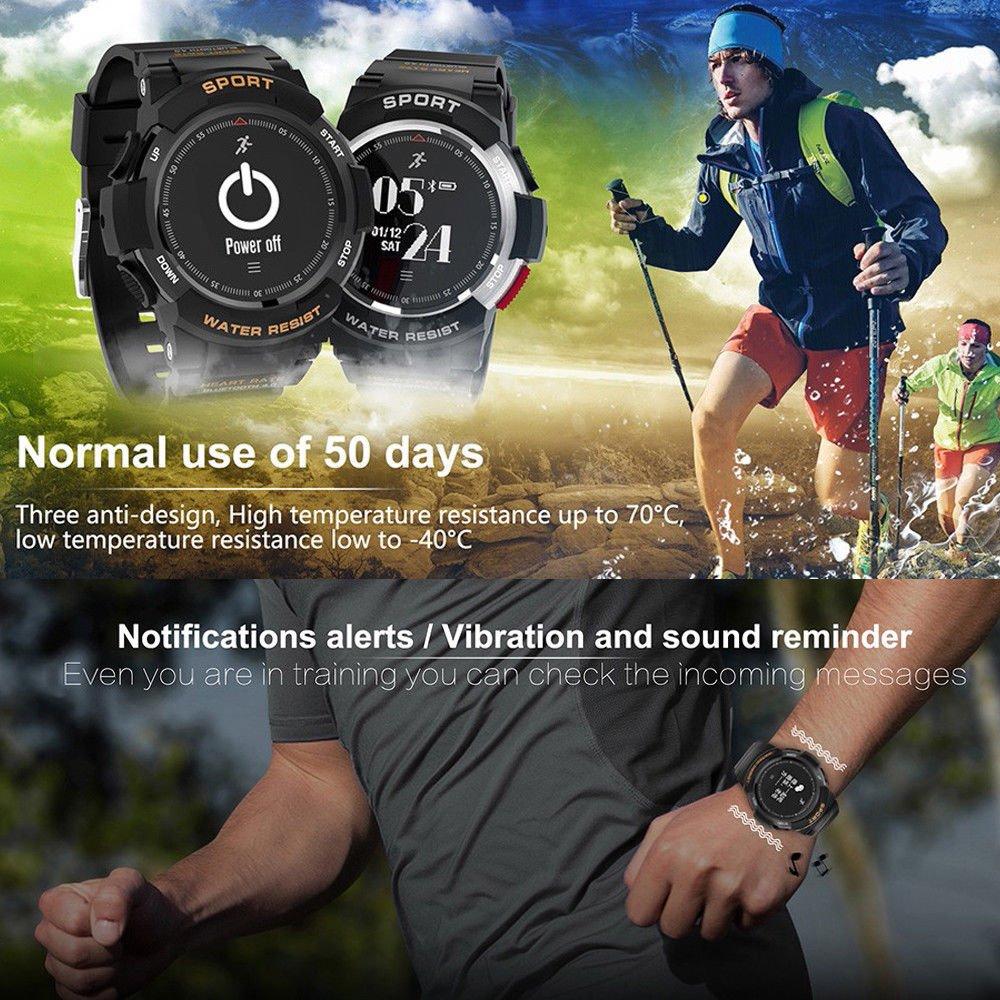 Reloj - NO.1 - Para - F6 B: Amazon.es: Relojes