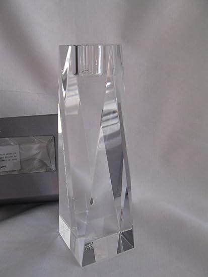 Amazon Oleg Cassini Crystal Candlestick 114641 Brigitte 6
