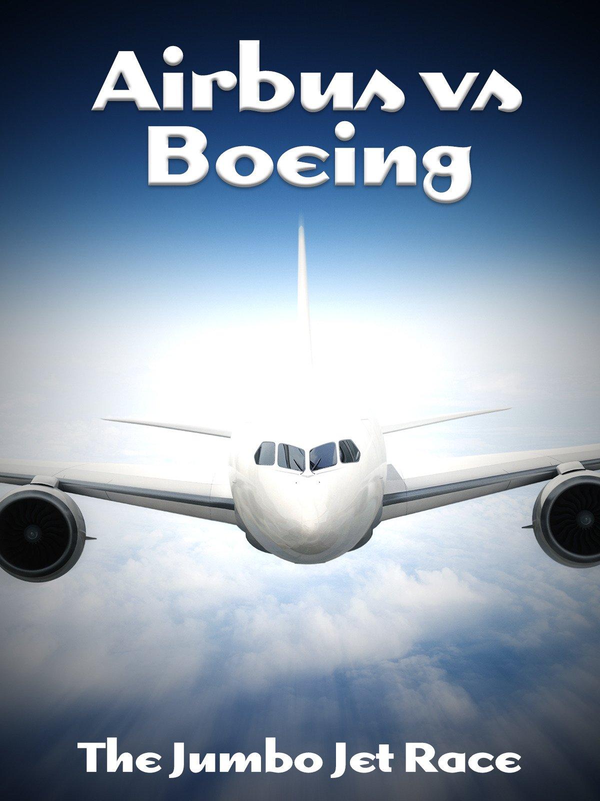Amazon.com: Airbus vs Boeing: The Jumbo Jet Race: Patrick ...