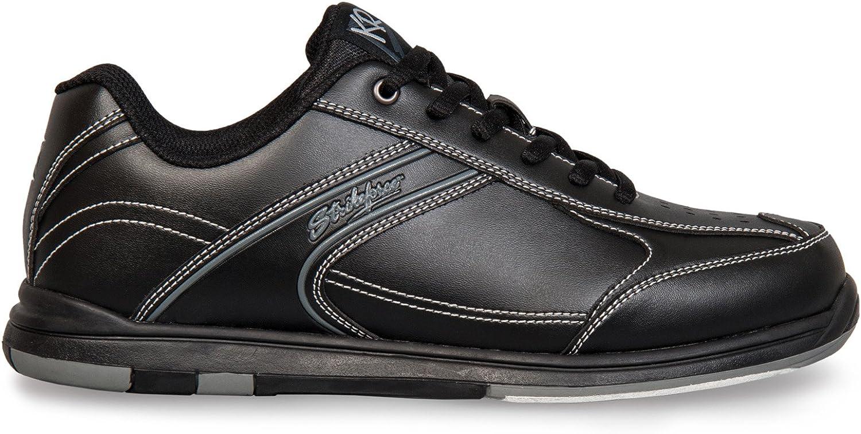Size 12 KR Strikeforce M-031-120 Flyer Bowling Shoes Black