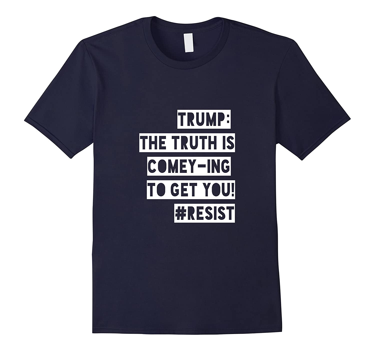 Anti Trump Tshirt - Resistance Shirt Great Liberal Gifts.-BN