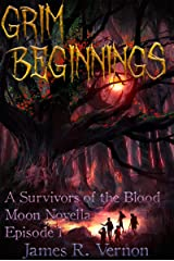 Surviving off Fear: A Dark Fantasy Novella Series (Grim Beginnings Book 1) Kindle Edition