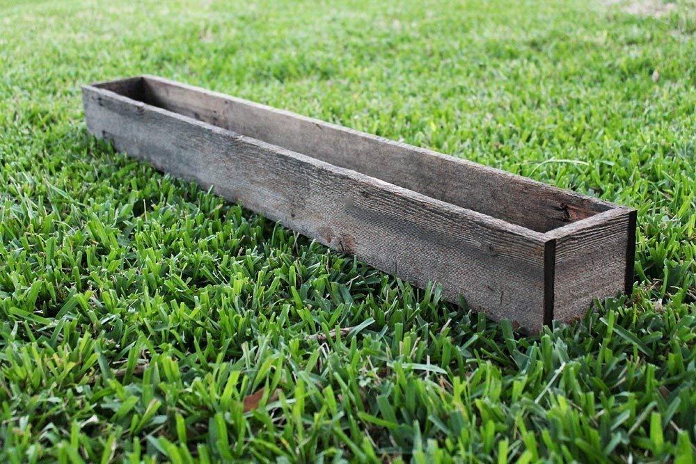 3.25-3.75T - Short Version 18 Rustic Planters Box