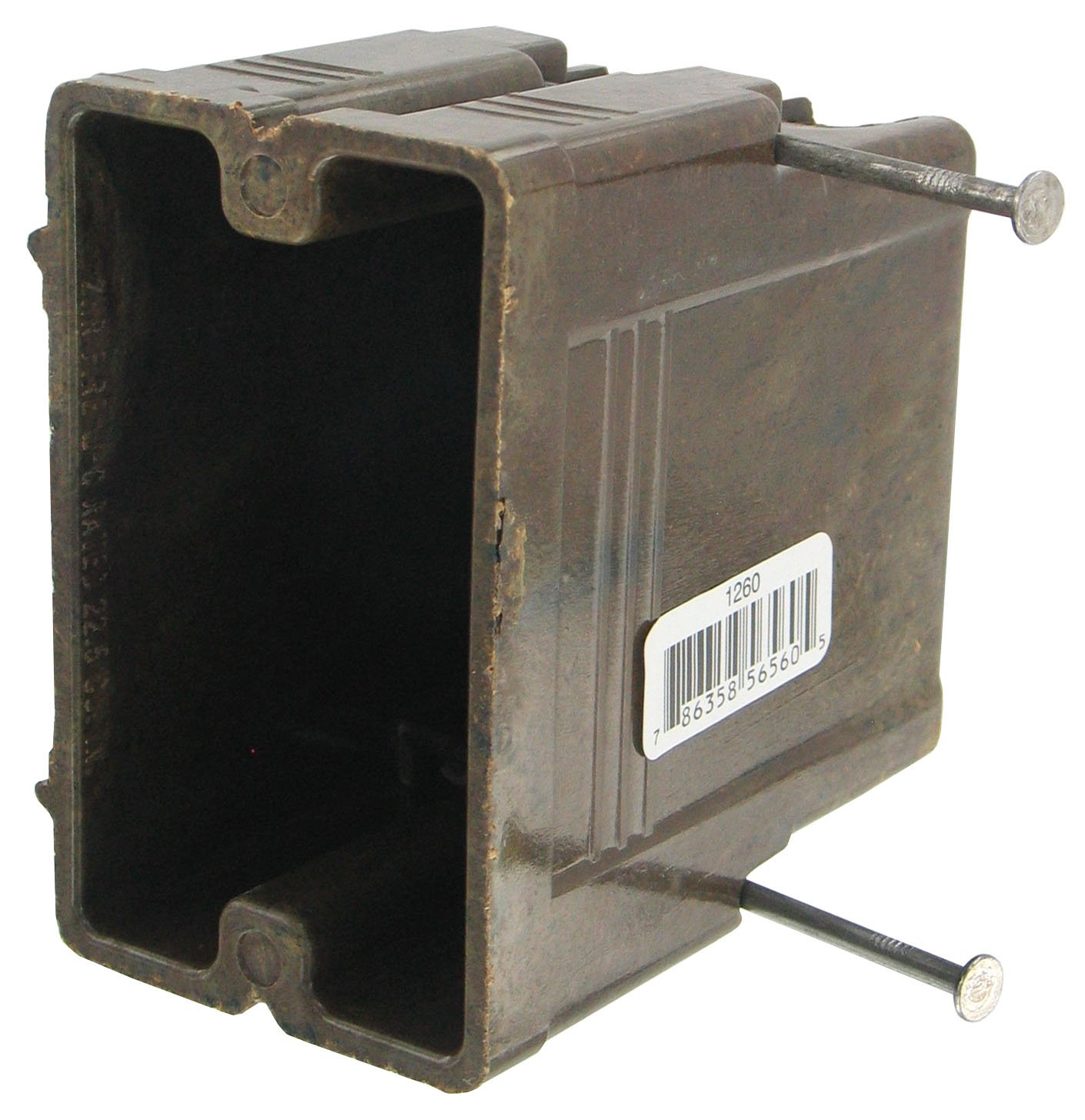Thomas &  Betts CL 1260 NON-METAL ELECT. OUTLET BOX (Pack of 100)