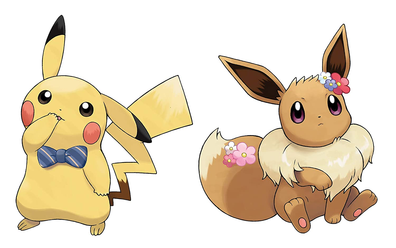 Pokemon Lets Go Eevee + Poke Ball Plus for Nintendo Switch USA: Amazon.es: Nintendo of America: Cine y Series TV