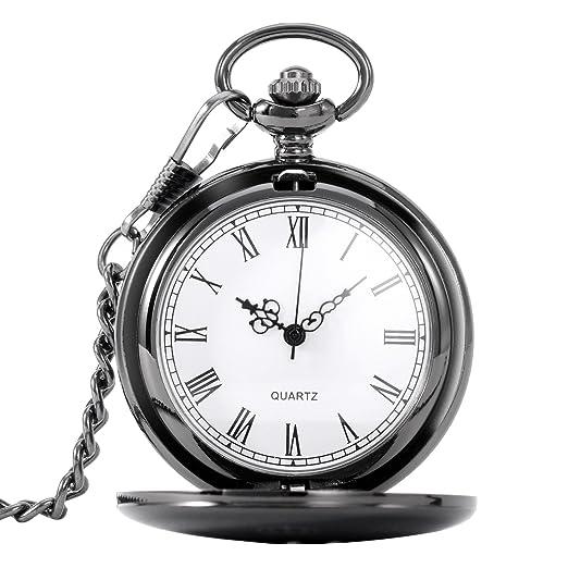 Yevita Vintage reloj de bolsillo To My Son-Love Dad clásico regalo único para padres