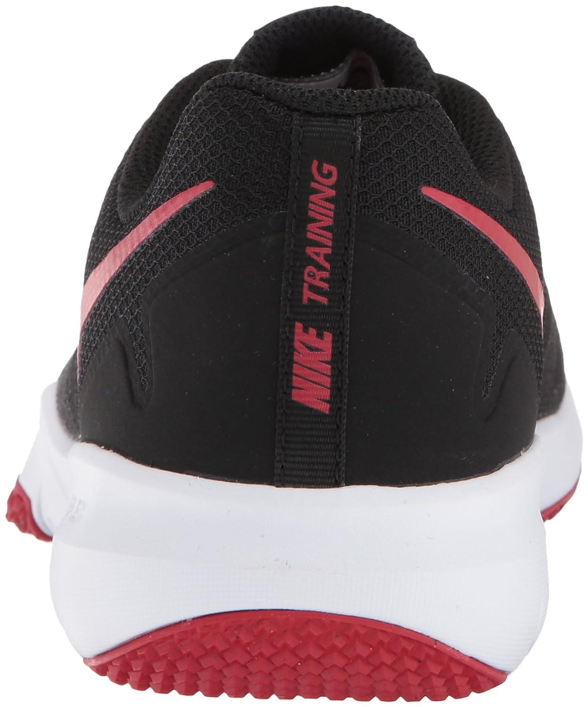 new style 74970 27700 NIKE Men s Flex Control II Cross Trainer Negro   Rojo gimnasio - Blanco