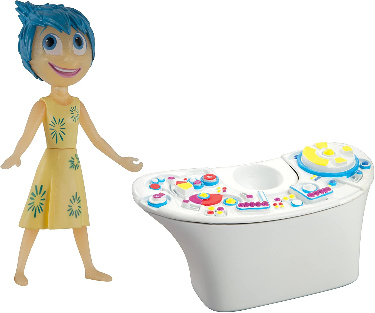 Amazon Com Inside Out Control Console Toys Games