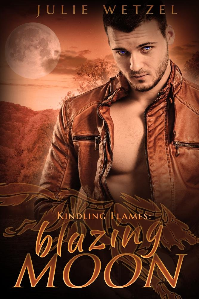 Download Kindling Flames: Blazing Moon (The Ancient Fire Series) pdf
