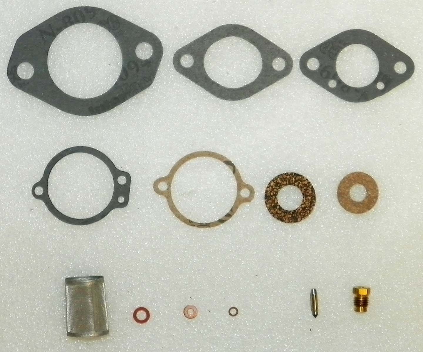 MERCURY Complete Carburetor Kit 35 Hp (WMK-38) WSM/Sierra 18-7021 for WM , WMK