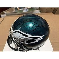 $99 » LeSean McCoy Philadelphia Eagles signed autographed Mini Helmet
