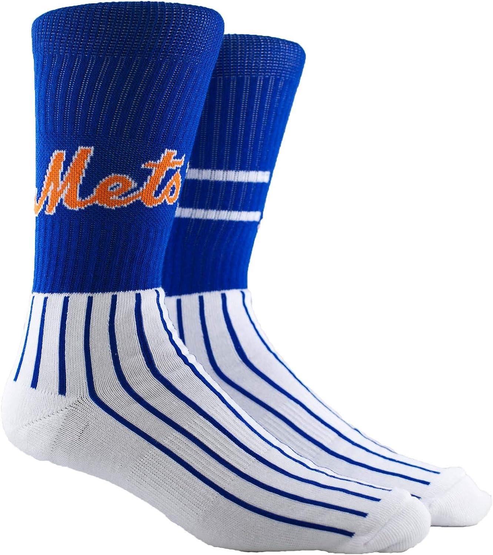 PKWY by Stance Unisex MLB Team 3-Pack Socks