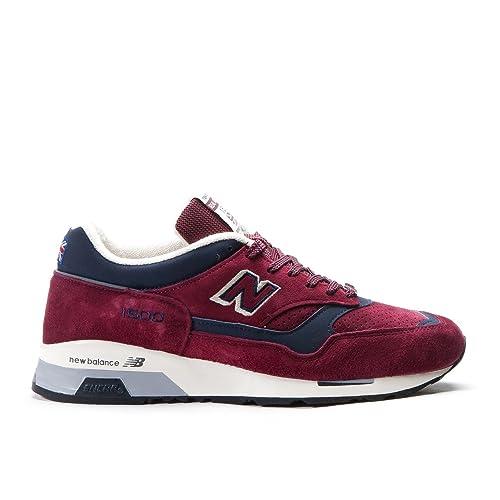 New Balance Sneakers Uomo M1500ab Camoscio Bordeaux  Amazon.it  Scarpe e  borse 5acb287d8f6