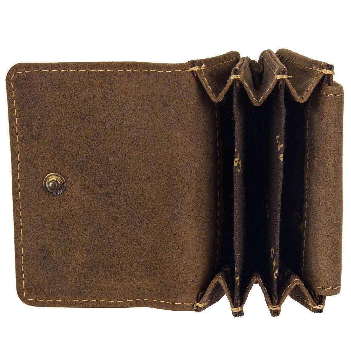 Greenburry Vintage bourse cuir 8 cm