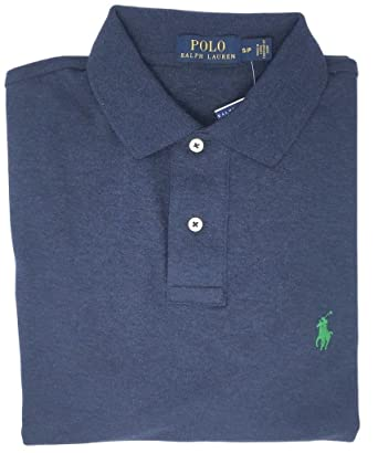 e9ce81e04f07 Image Unavailable. Image not available for. Color  Polo Ralph Lauren Men  Medium Fit Interlock Polo Shirt ...
