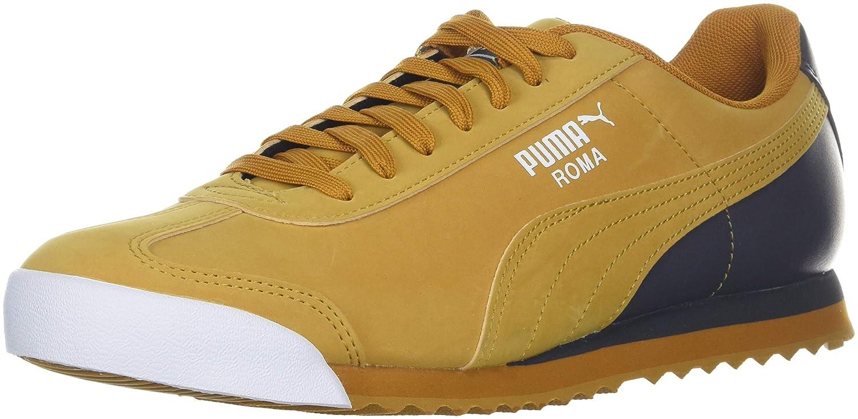 Todo el mundo resultado Artista  Buy Puma Men's Roma Retro Sports Sneaker at Amazon.in