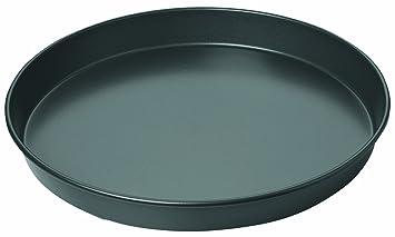 amazon chicago metallic non stick 14 inch deep dish pizza pan by