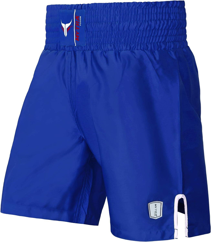 Shorts MMA Shorts pour bagues Mytra Fusion Satin Boxing Shorts Shorts de Combat Shorts dentra/înement
