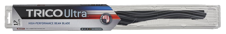 22mm Pinch Tab Push Button Push Button TRICO Ultra 13-170 9mm Hook 9x4 Hook 3//16 Side Lock 7mm Bayonet Side Pin 17mm 19mm 22mm 17 TRICO Ultra Beam Blade Side Pin