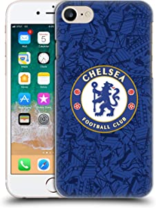 Head Case Designs Officially Licensed Chelsea Football Club Home 2019/20 Kit Hard Back Case Compatible with Apple iPhone 7 / iPhone 8 / iPhone SE 2020