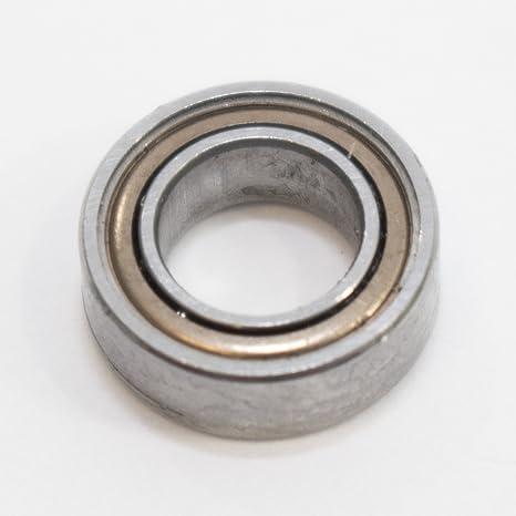 9x16x5 MM Chrom Metall Abgeschirmt Kugellager 9 16 5 MR169z 4 Teile MR169zz