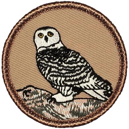 Premium owl patrol patch.
