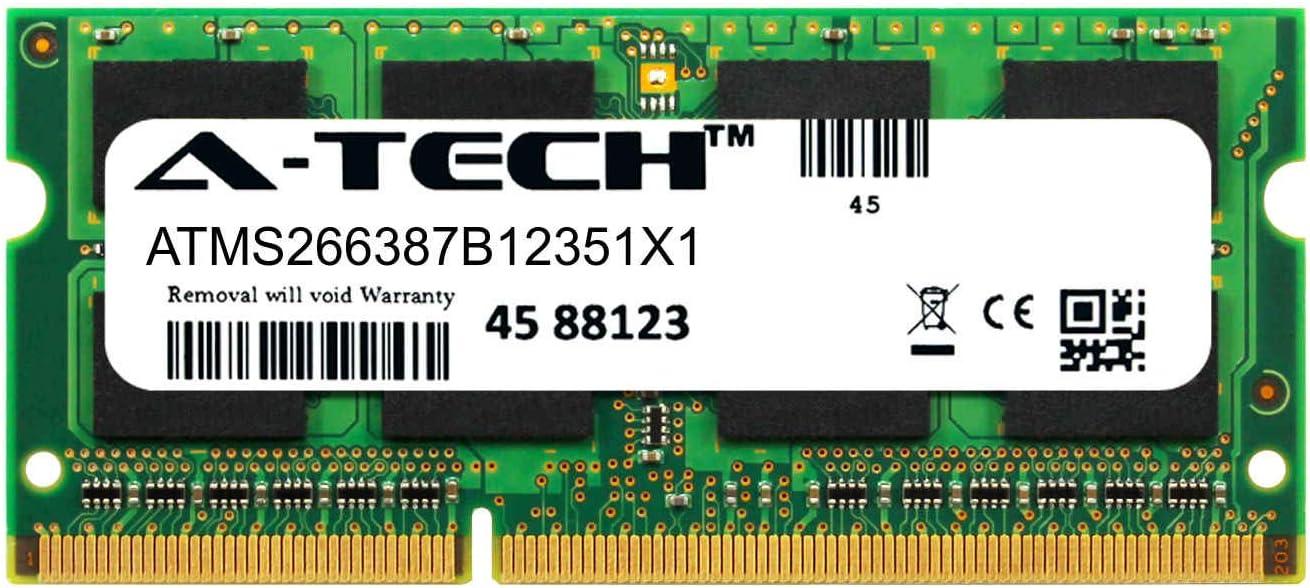 A-Tech 8GB Module for HP EliteBook 8470p Laptop & Notebook Compatible DDR3/DDR3L PC3-12800 1600Mhz Memory Ram (ATMS266387B12351X1)