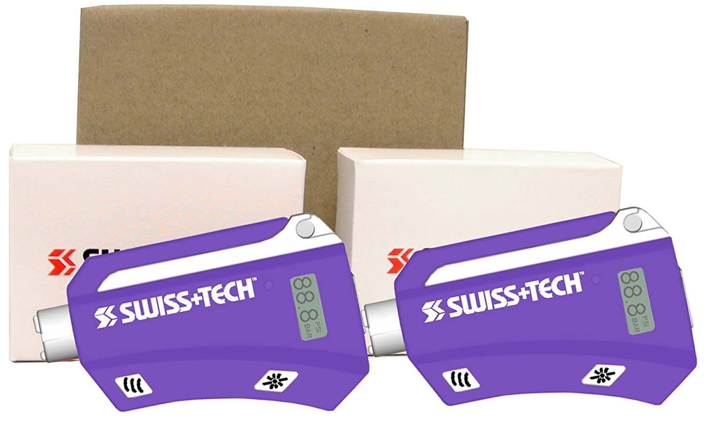 Swiss+Tech ST82029 Platinum Series Purple BodyGard XL7 Emergency Tool, Pack of 2