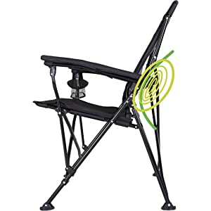 STRONGBACK Elite Camping Lawn Lounge Chair