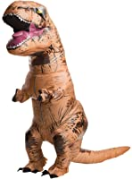 T-Rex Originals T-Rex Costume Inflatable Dinosaur Suit Halloween Adult Inflatable Costume