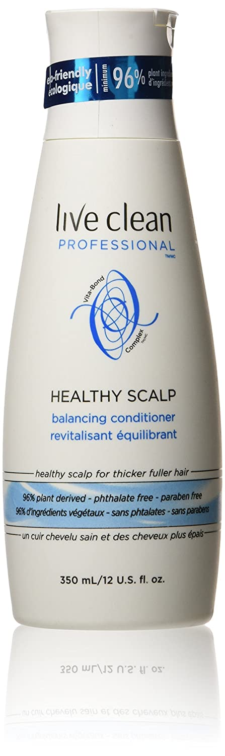 Live Clean Professional Healthy Balance Conditioner