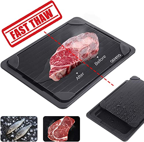 GEMITTO Meat Defrosting Tray