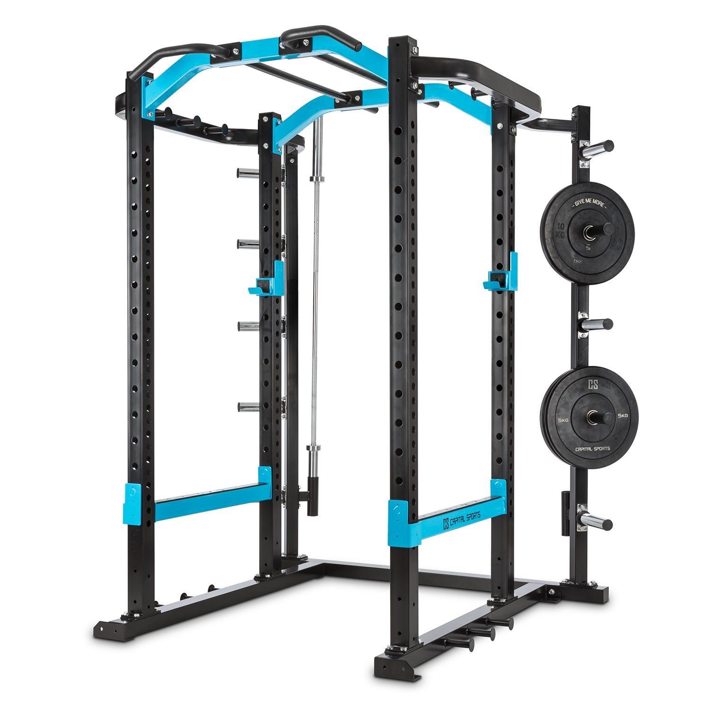 Capital Sports Amazor P Power Rack - Power Cage, Jaula de ...